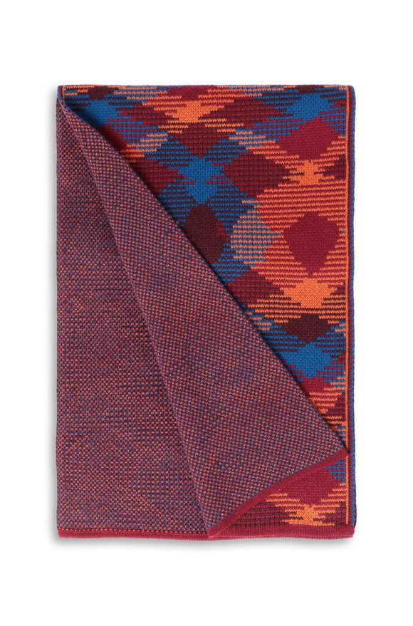 MISSONI Scarf Man, Rear view