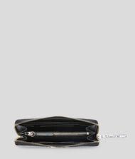 KARL LAGERFELD K/Signature Zipped Wallet 9_f