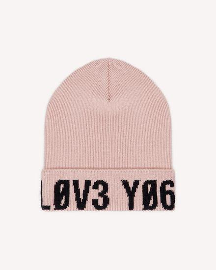 REDValentino Hat Woman SR0KZA034GN 1AQ a