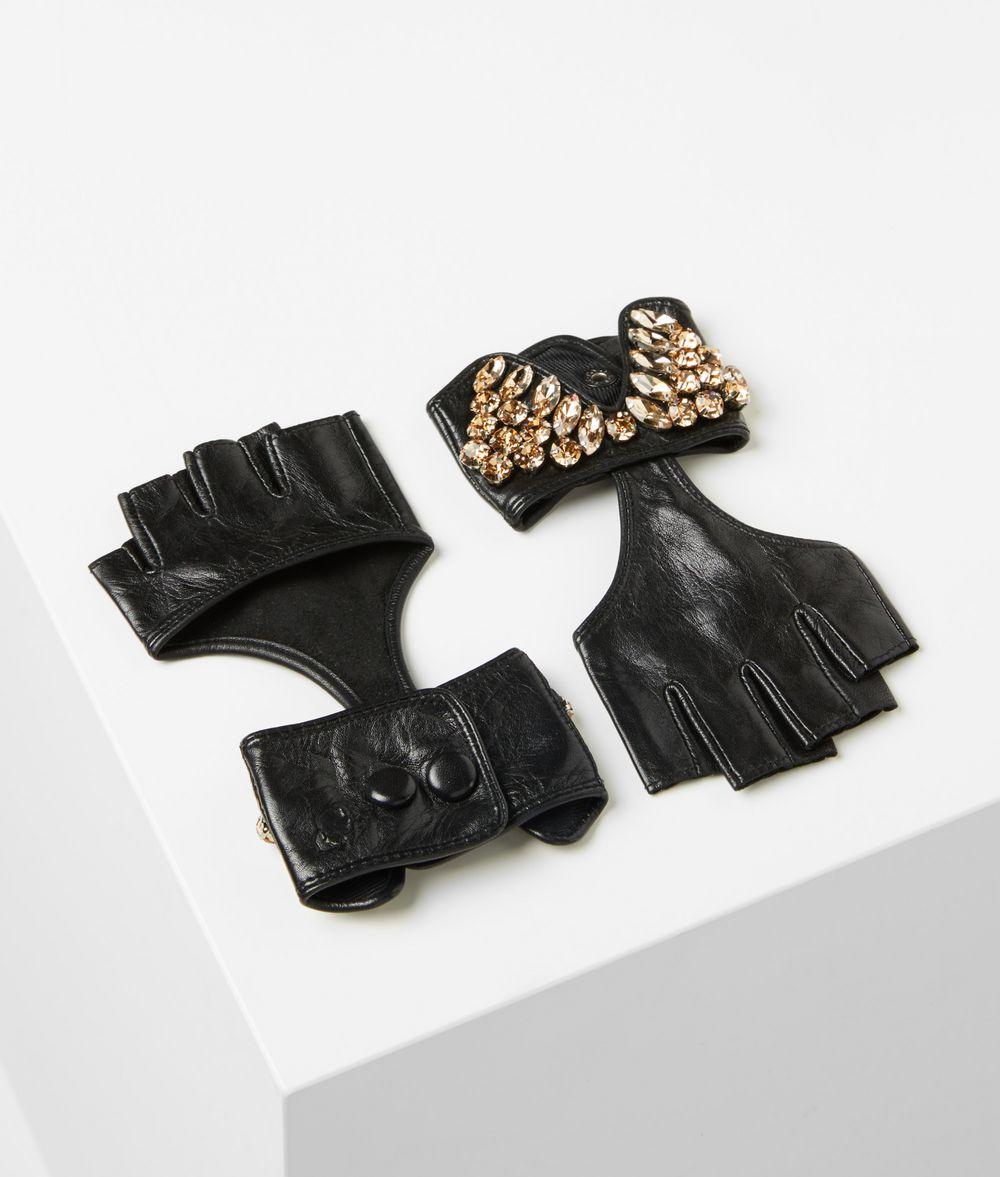 KARL LAGERFELD Митенки K/Party Перчатки Для Женщин f