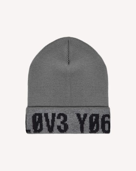REDValentino Hat Woman SR0KZA034GN H6M a