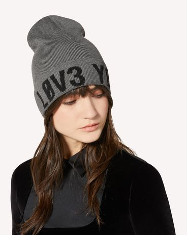 REDValentino SR0KZA034GN H6M Hat Woman d