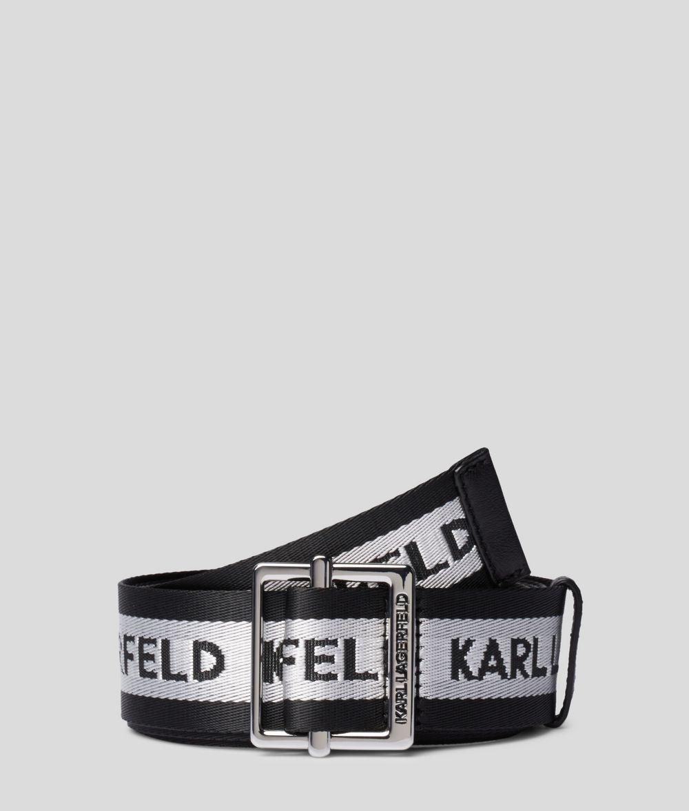KARL LAGERFELD Ремень с логотипом Karl Ремень Для Женщин d