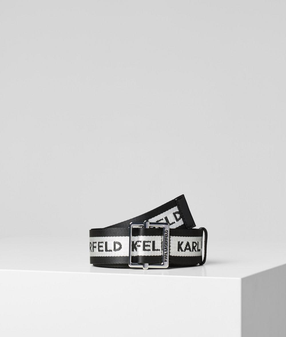 KARL LAGERFELD Ремень с логотипом Karl Ремень Для Женщин f