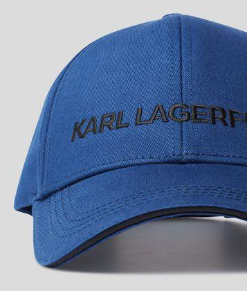 KARL LAGERFELD K/LOGO キャップ
