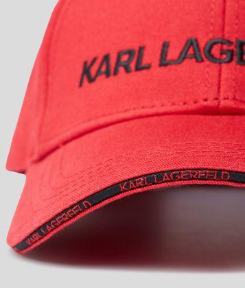 KARL LAGERFELD БЕЙСБОЛКА K/LOGO