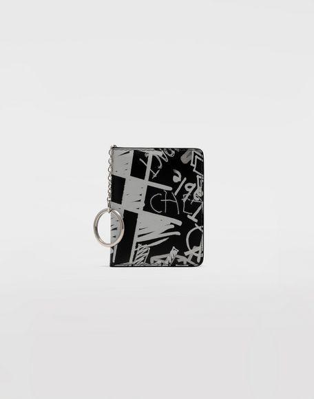 MAISON MARGIELA Graffiti keychain wallet Wallets Woman f