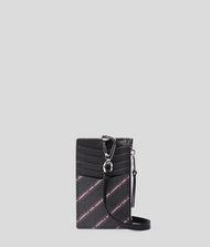 KARL LAGERFELD K/Stripe Iikonik カード ホルダー 9_f