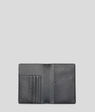 KARL LAGERFELD K/Stripe Ikonik Passport Cover 9_f