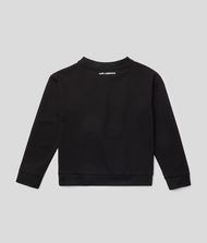 KARL LAGERFELD Choupette Outline Sweatshirt 9_f