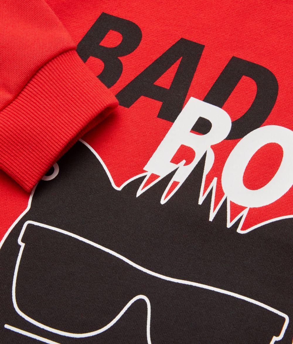 KARL LAGERFELD Bad Boy Sweatshirt Kids' Sweatshirt Man d