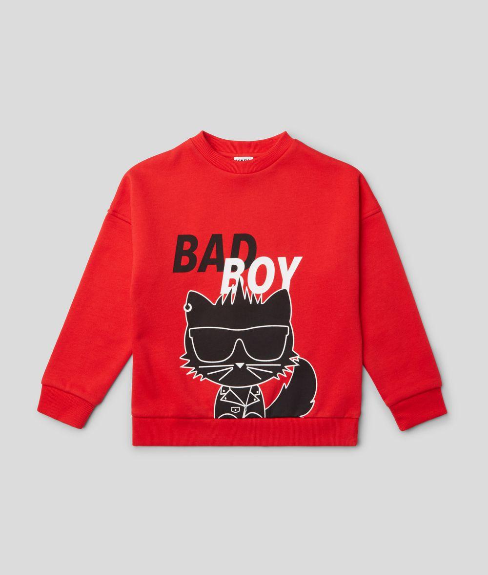 KARL LAGERFELD Bad Boy Sweatshirt Kids' Sweatshirt Man f