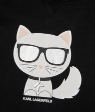 KARL LAGERFELD Choupette Sweat Dress 9_f