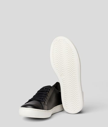KARL LAGERFELD K/IKONIK LACE-UP TRAINER