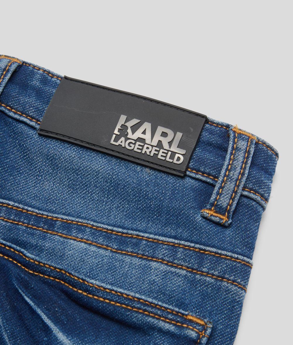 KARL LAGERFELD Karl Jeans Kids' Pants Man d