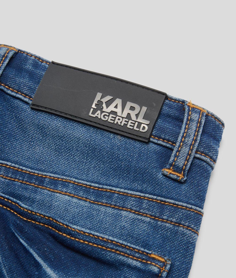 KARL LAGERFELD Karl Jeans Kids' Pants Man l