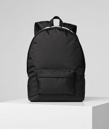 KARL LAGERFELD LOGO BACKPACK