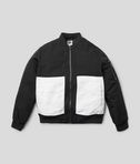 KARL LAGERFELD CIRCLE LOGO JACKET