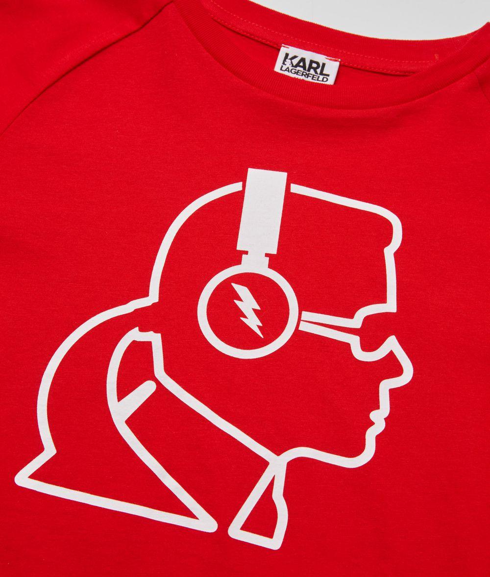 KARL LAGERFELD Printed Sweatshirt Kids' Sweatshirt Man d