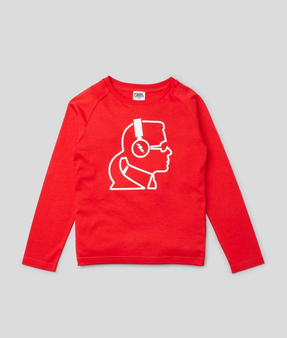 KARL LAGERFELD Printed Sweatshirt Kids' Sweatshirt Man f