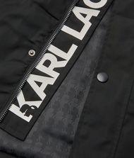 KARL LAGERFELD Logo Lining Parka  9_f