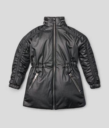 KARL LAGERFELD HOODED PARKA
