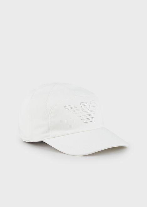 Gorra reversible con logotipo