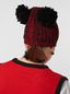 Marni CHINESE NEW YEAR 2020 wool hat with pom-pom Woman - 3