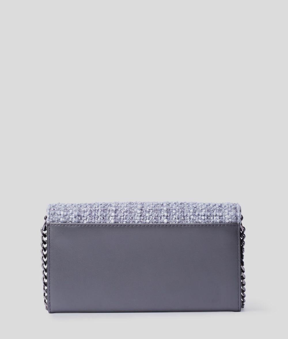 KARL LAGERFELD K/Klassik Pins Wallet Wallet Woman d