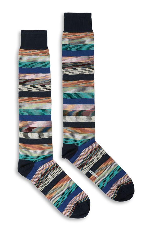 MISSONI Socks Man, Frontal view