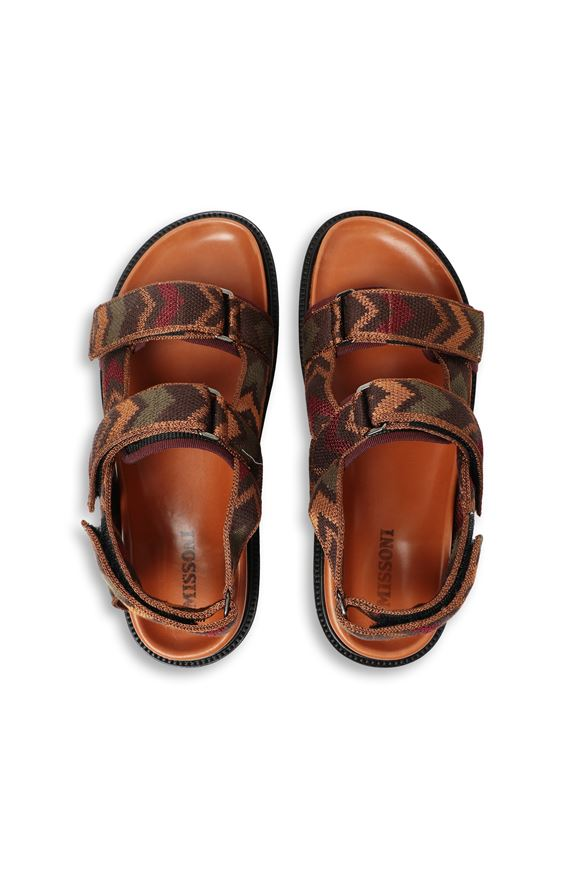 MISSONI Sandals Man, Side view