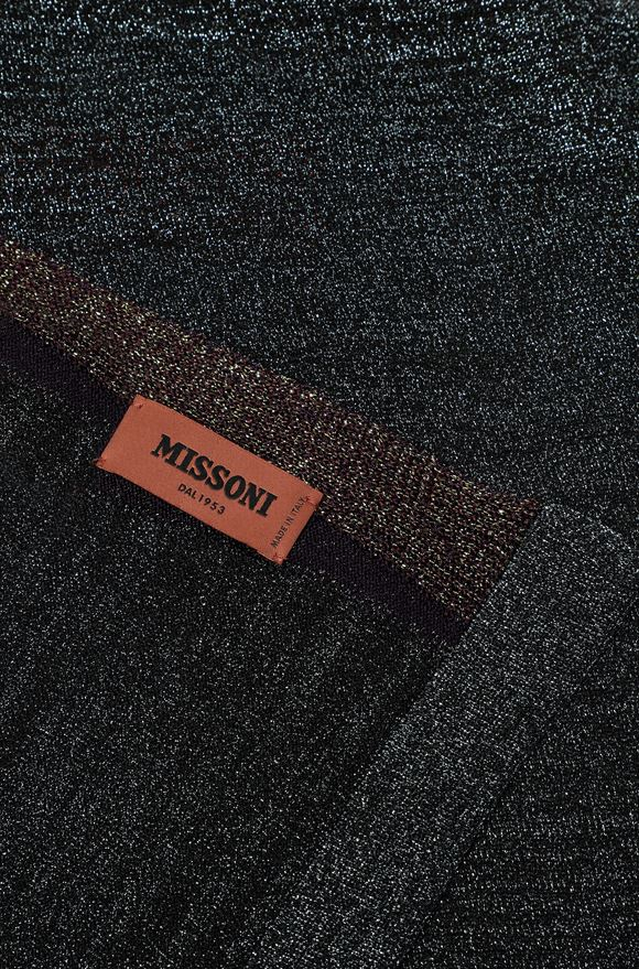 MISSONI Stole Woman, Side view