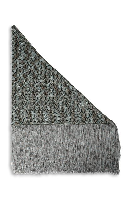 MISSONI Shawl Brown Woman - Front