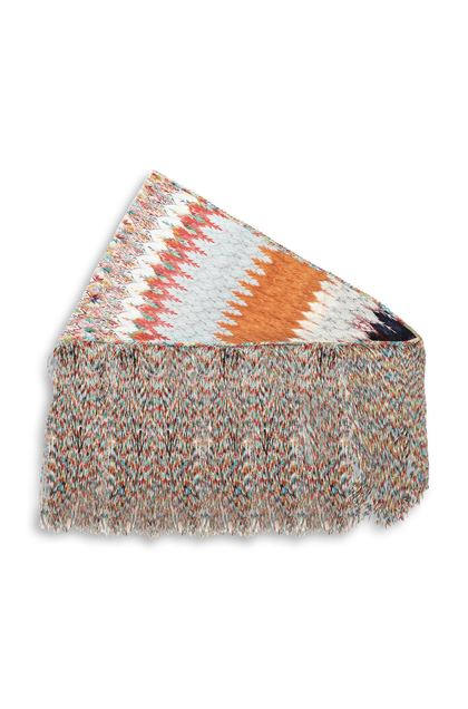 MISSONI Shawl White Woman - Front