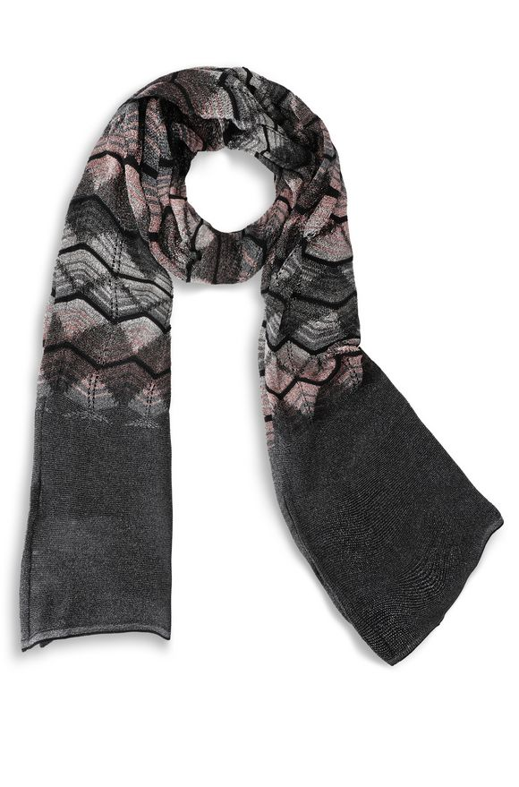 M MISSONI Scarf Woman, Frontal view