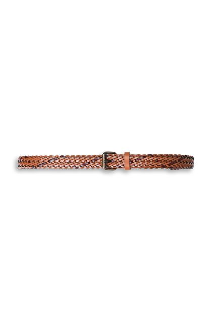 MISSONI Belt Tan Man - Front