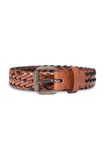 MISSONI Belt Tan Man - Back