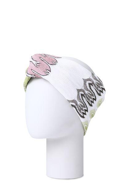 MISSONI Повязка на голову Слоновая кость Для Женщин - Передняя сторона