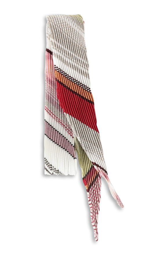 MISSONI Scarf Woman, Rear view