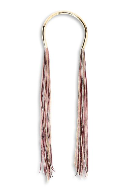 MISSONI Necklace Pink Woman - Back