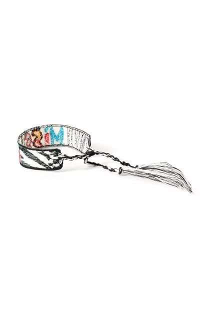 MISSONI Bracelet White Woman - Front