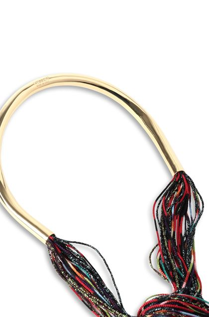 MISSONI Necklace Black Woman - Front