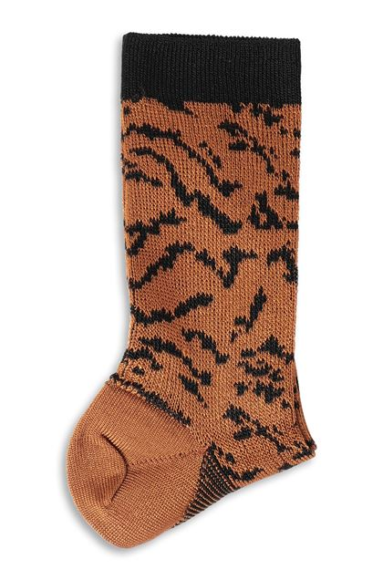 MISSONI Short socks Brown Woman - Front