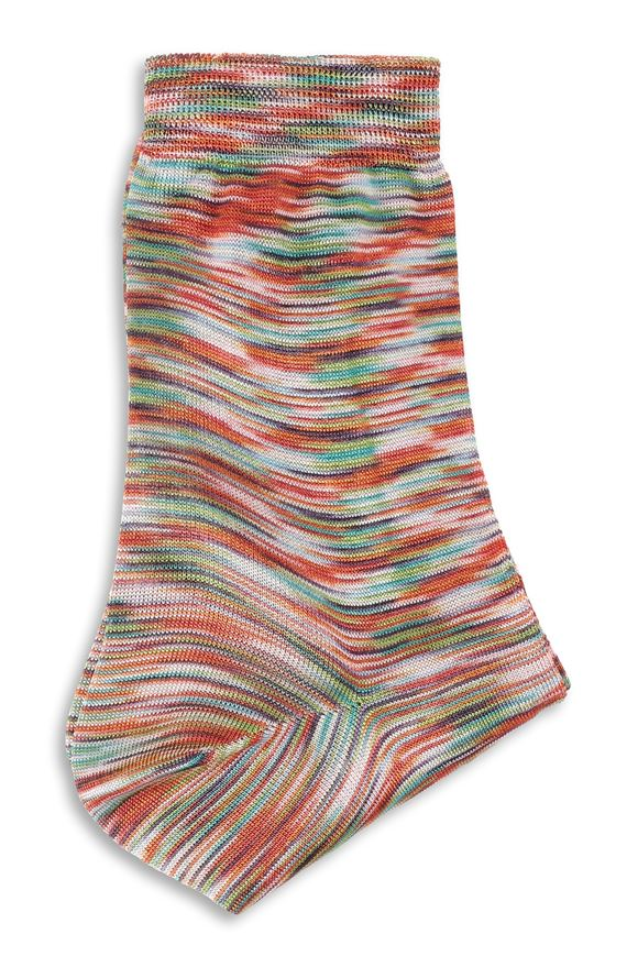MISSONI Socks Woman, Rear view