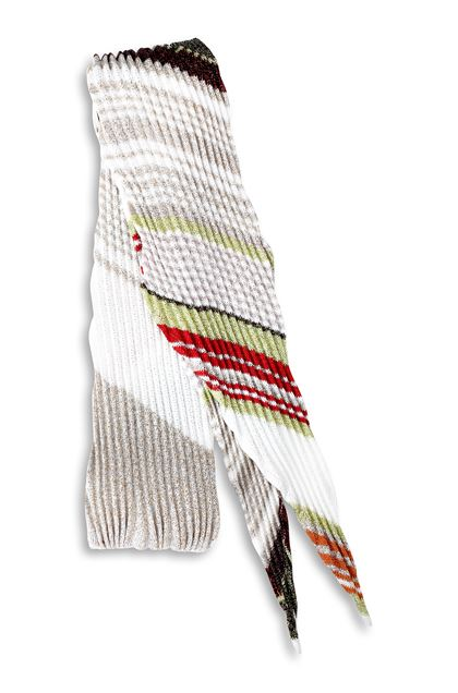 MISSONI Scarf White Woman - Front