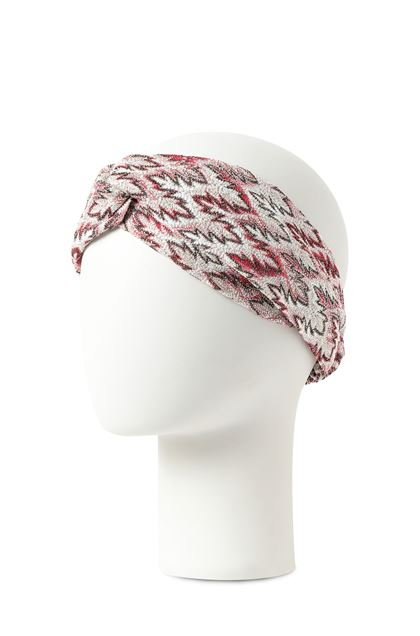 MISSONI Head band Ivory Woman - Front