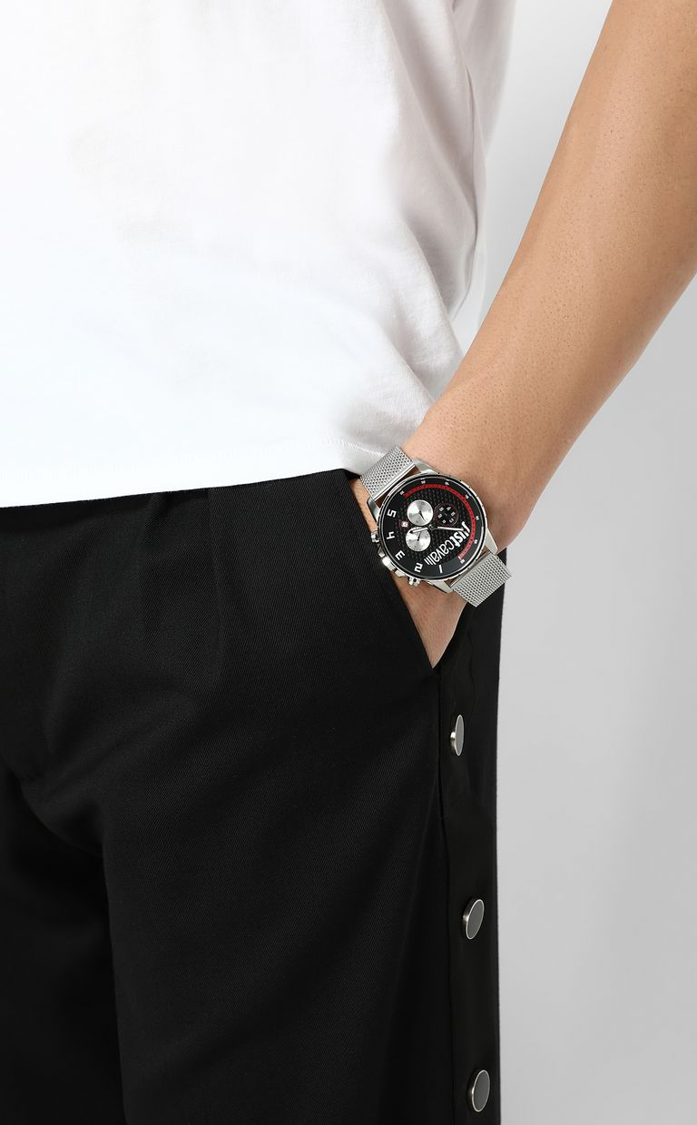 JUST CAVALLI Watch with chronograph function Watch Man d