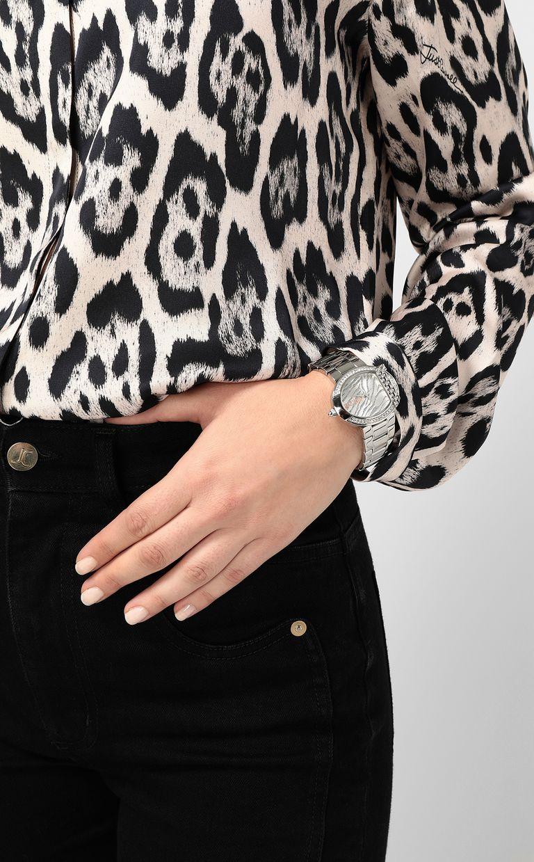 JUST CAVALLI Animal watch in steel Watch Woman d