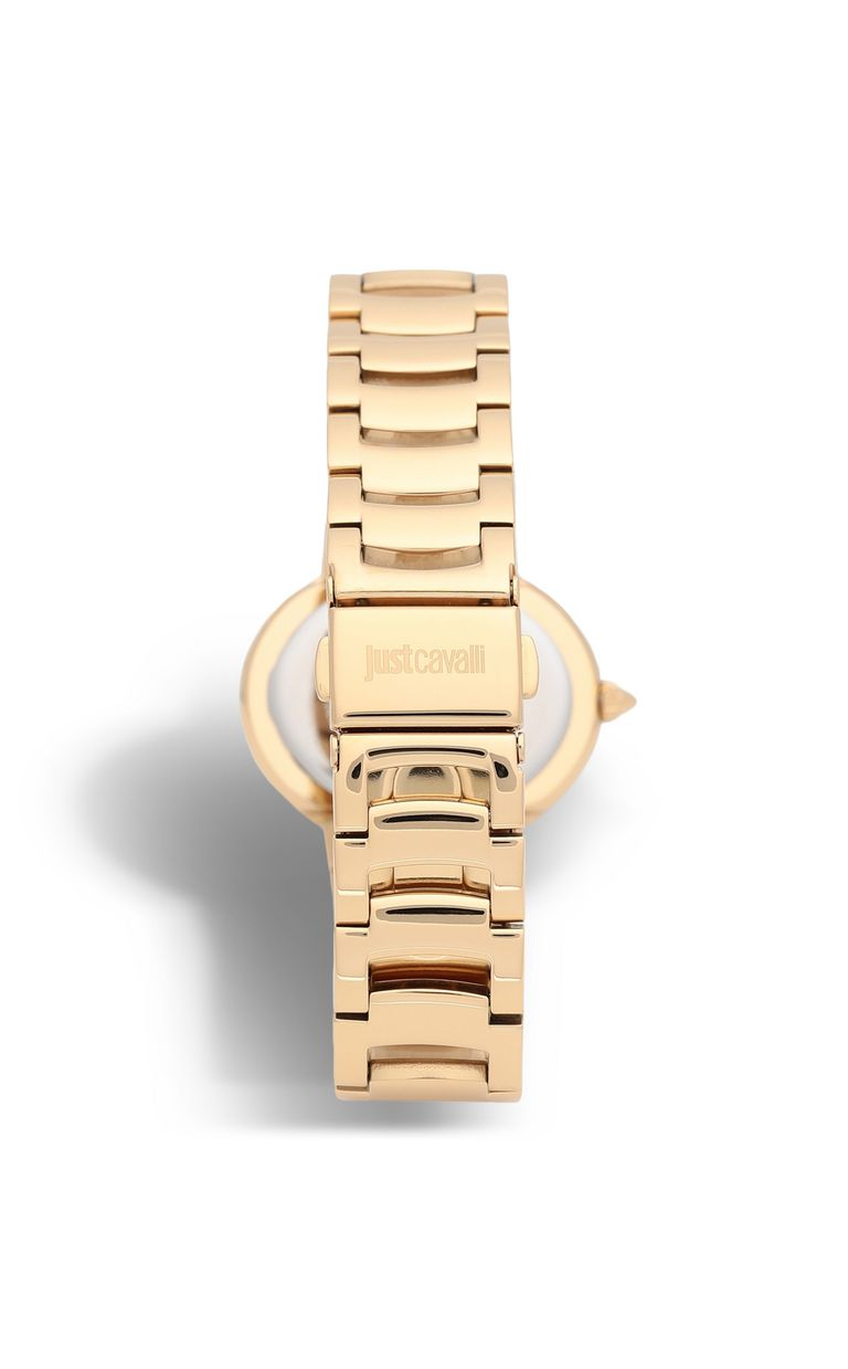 JUST CAVALLI Animal watch in steel Watch Woman e