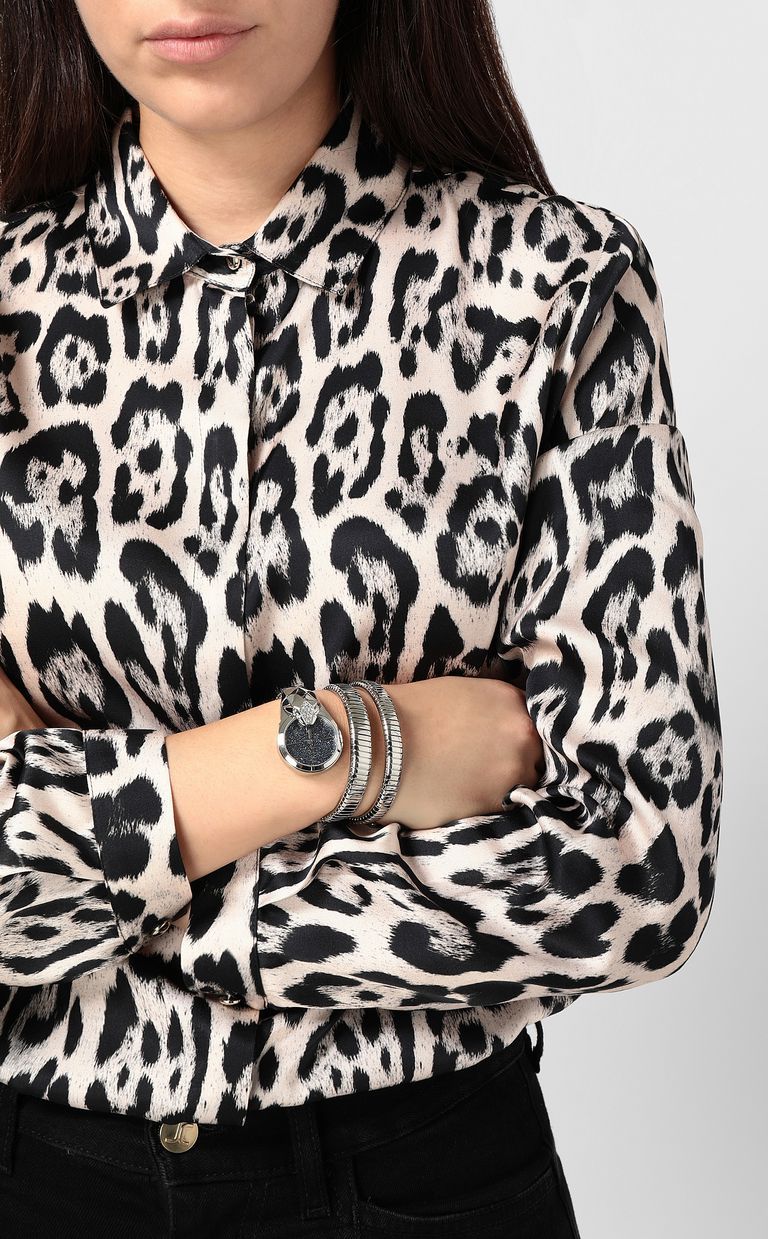 JUST CAVALLI Watch with stylised snake Watch Woman d